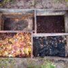 Приусадебный червятник для переработки органических отходов на биогумус