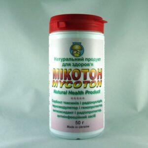 Микотон БИОсорбент и иммуномодулятор для всей семьи