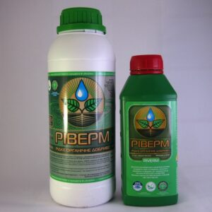 Риверм жидкое органическое БИОудобрение.