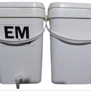 ЭМ-компостер 20л. для пищевых отходов