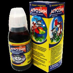 АГРОЗИН – заменитель гербицида, который улучшает структуру почвы