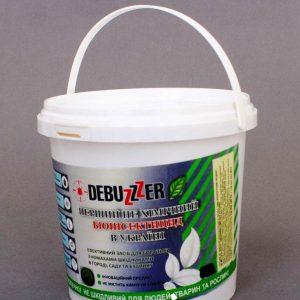 био-инсектицид ДИАТОМИТ DEBUZZZER для растений и животных + восстановитель почвы