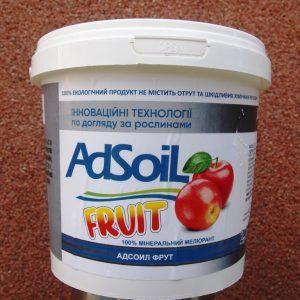 био-удобрение мелиорант ADSOIL FRUIT для сада и огорода